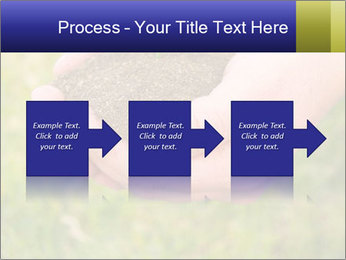 Green Plant Protection PowerPoint Template - Slide 88