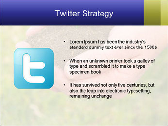 Green Plant Protection PowerPoint Template - Slide 9