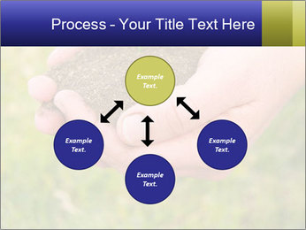 Green Plant Protection PowerPoint Template - Slide 91