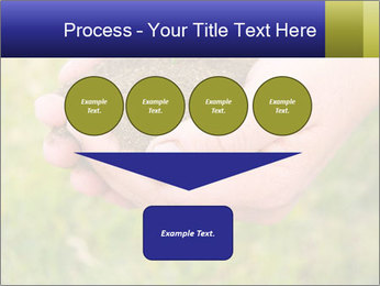 Green Plant Protection PowerPoint Template - Slide 93