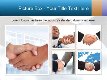 Businessmen Shake Hands PowerPoint Template - Slide 19