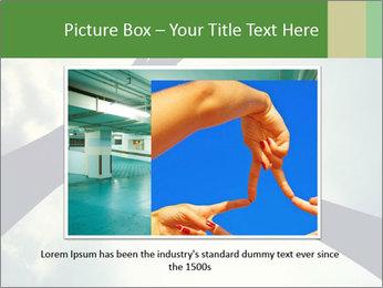 Heart In Sky PowerPoint Template - Slide 15