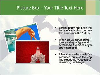 Heart In Sky PowerPoint Template - Slide 20