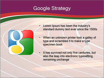Running Marathon PowerPoint Template - Slide 10