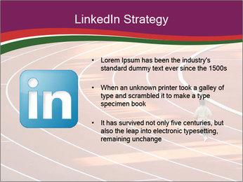 Running Marathon PowerPoint Template - Slide 12