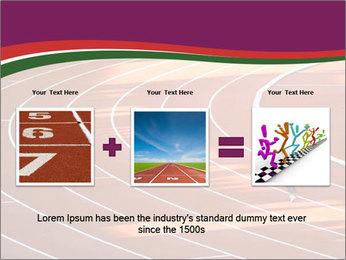 Running Marathon PowerPoint Template - Slide 22