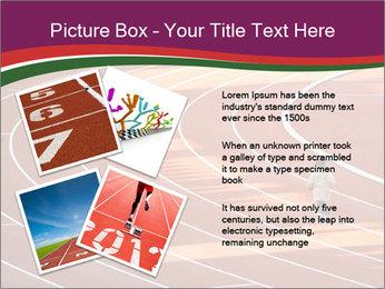 Running Marathon PowerPoint Template - Slide 23