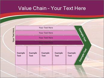 Running Marathon PowerPoint Template - Slide 27