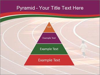 Running Marathon PowerPoint Template - Slide 30