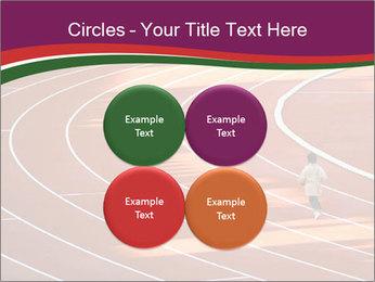 Running Marathon PowerPoint Template - Slide 38