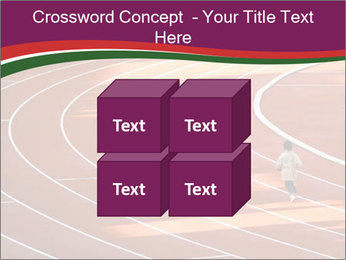 Running Marathon PowerPoint Template - Slide 39