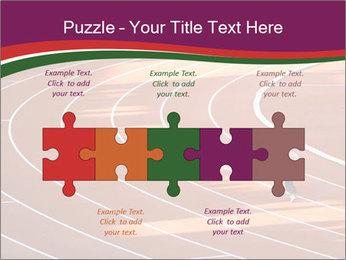 Running Marathon PowerPoint Template - Slide 41