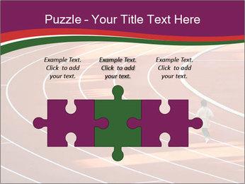Running Marathon PowerPoint Template - Slide 42