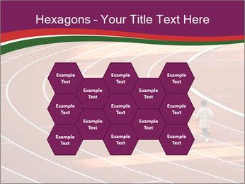Running Marathon PowerPoint Template - Slide 44