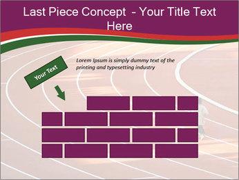Running Marathon PowerPoint Template - Slide 46