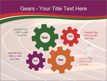 Running Marathon PowerPoint Template - Slide 47
