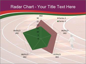 Running Marathon PowerPoint Template - Slide 51