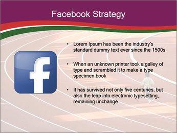 Running Marathon PowerPoint Template - Slide 6