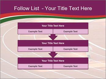 Running Marathon PowerPoint Template - Slide 60