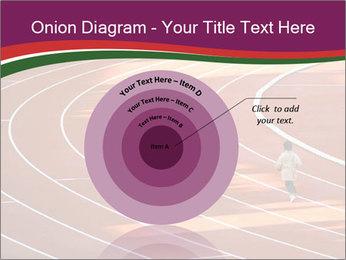 Running Marathon PowerPoint Template - Slide 61