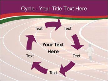 Running Marathon PowerPoint Template - Slide 62