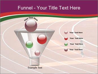 Running Marathon PowerPoint Template - Slide 63