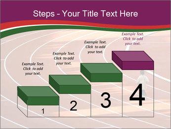 Running Marathon PowerPoint Template - Slide 64