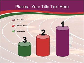 Running Marathon PowerPoint Template - Slide 65