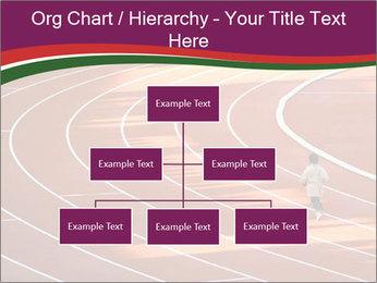 Running Marathon PowerPoint Template - Slide 66