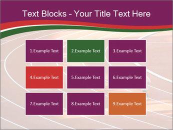 Running Marathon PowerPoint Template - Slide 68