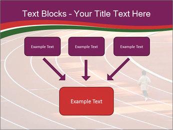 Running Marathon PowerPoint Template - Slide 70