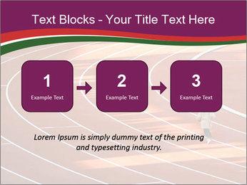 Running Marathon PowerPoint Template - Slide 71