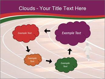 Running Marathon PowerPoint Template - Slide 72
