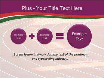 Running Marathon PowerPoint Template - Slide 75