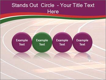 Running Marathon PowerPoint Template - Slide 76