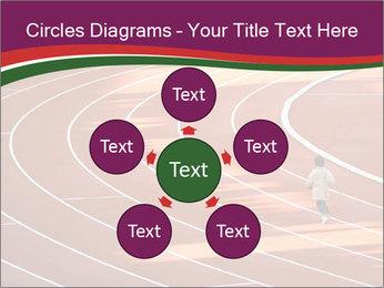 Running Marathon PowerPoint Template - Slide 78