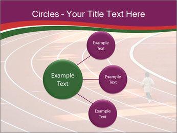 Running Marathon PowerPoint Template - Slide 79
