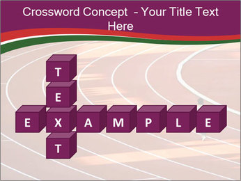 Running Marathon PowerPoint Template - Slide 82