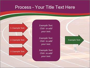 Running Marathon PowerPoint Template - Slide 85