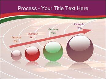 Running Marathon PowerPoint Template - Slide 87