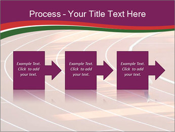 Running Marathon PowerPoint Template - Slide 88