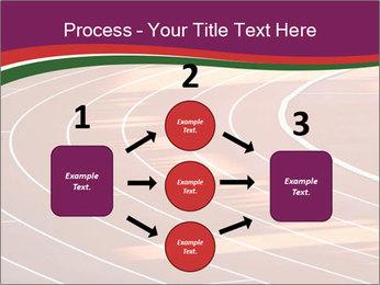 Running Marathon PowerPoint Template - Slide 92
