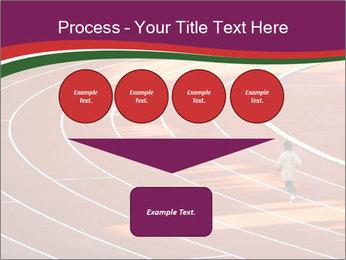 Running Marathon PowerPoint Template - Slide 93