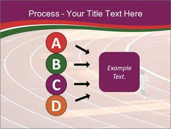 Running Marathon PowerPoint Template - Slide 94