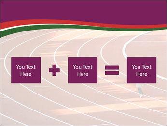 Running Marathon PowerPoint Template - Slide 95