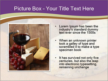 French Wine And Cheese PowerPoint Template - Slide 13