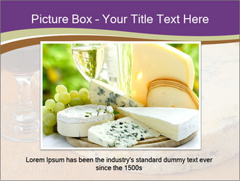 French Wine And Cheese PowerPoint Template - Slide 16