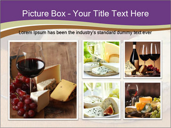 French Wine And Cheese PowerPoint Template - Slide 19