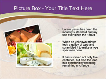 French Wine And Cheese PowerPoint Template - Slide 20