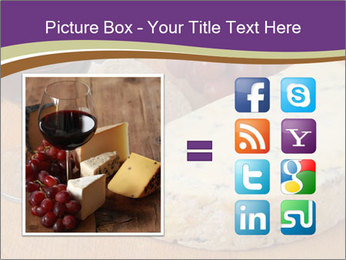 French Wine And Cheese PowerPoint Template - Slide 21